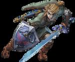 The Legend of Zelda TP Render 1