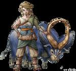 The Legend of Zelda TP Render 2
