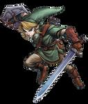 The Legend of Zelda TP Render 3