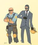 Spy is Being a Jerk