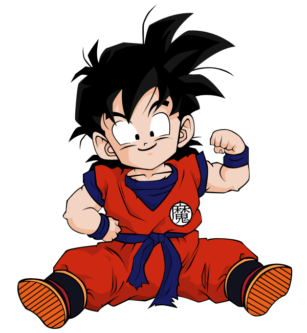 Kid_Gohan_Vector_by_gxshadow