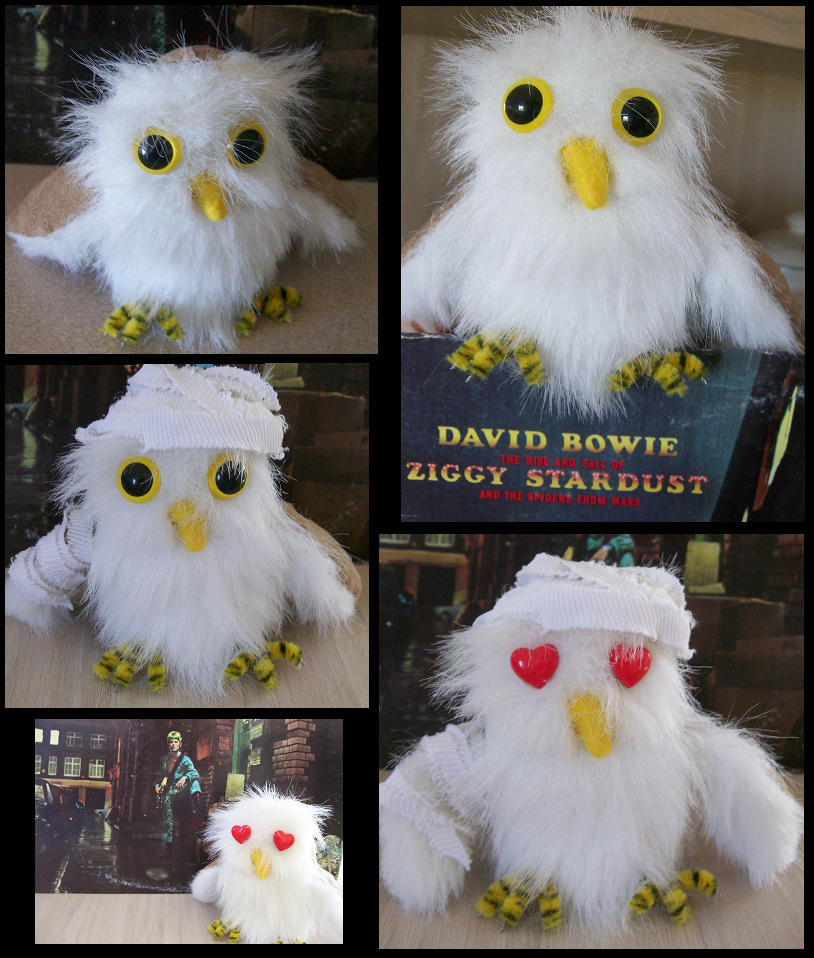 Jareth Owl 'Size Counts' by Starry-Blue-Wolf