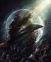 Raven by Khazei