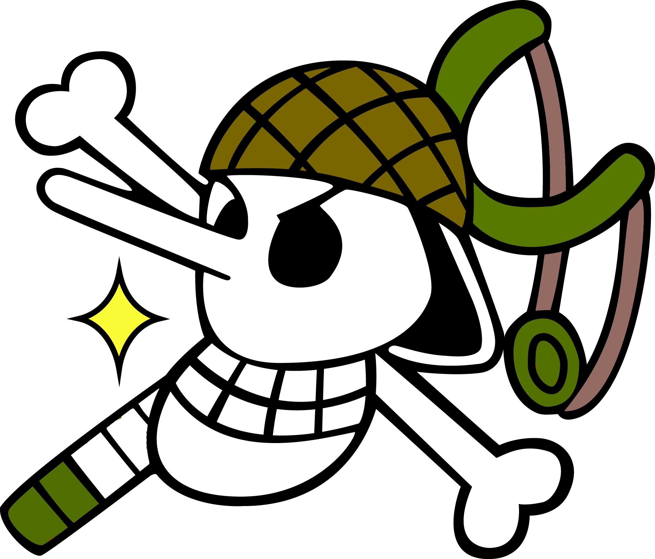 Usopp Flag - One Piece by Sanji-Devastador on DeviantArt