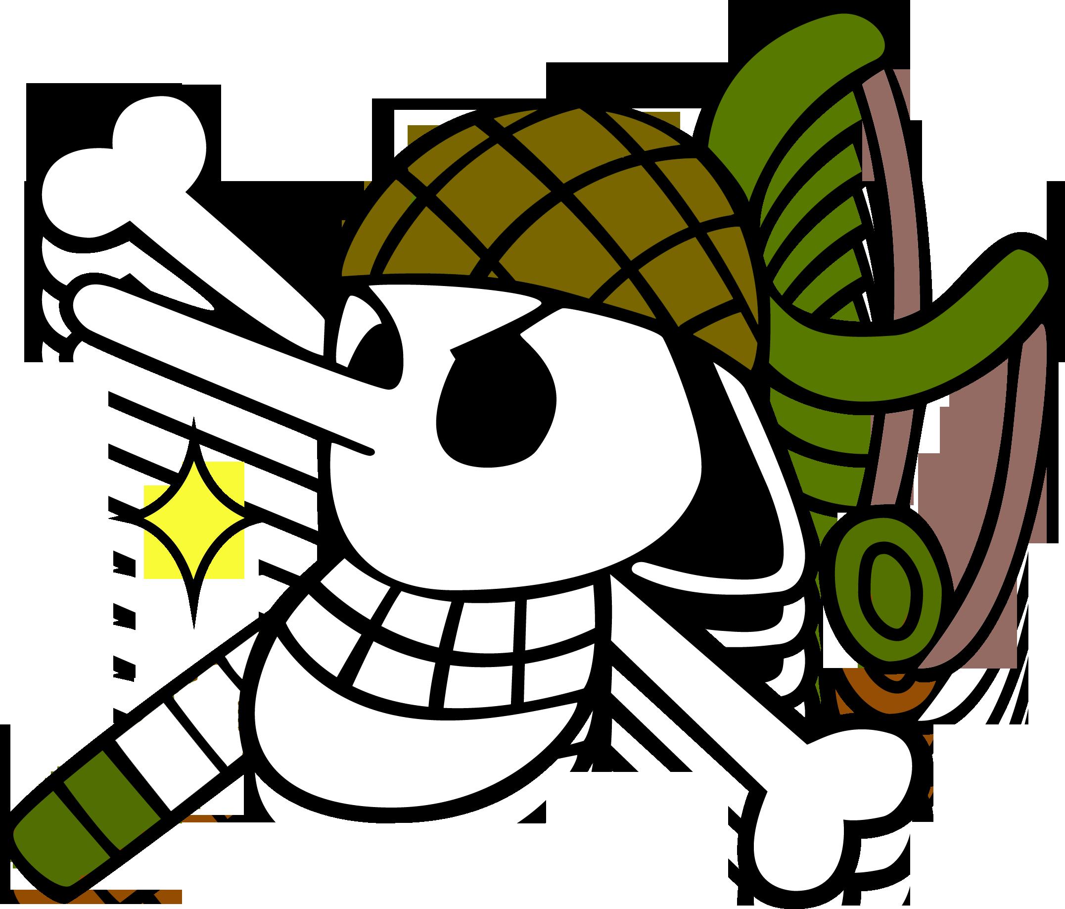 Usopp Flag - One Piece by Sanji-Devastador on DeviantArt
