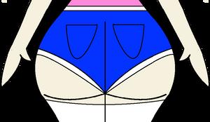 Zoey Smith's Butt