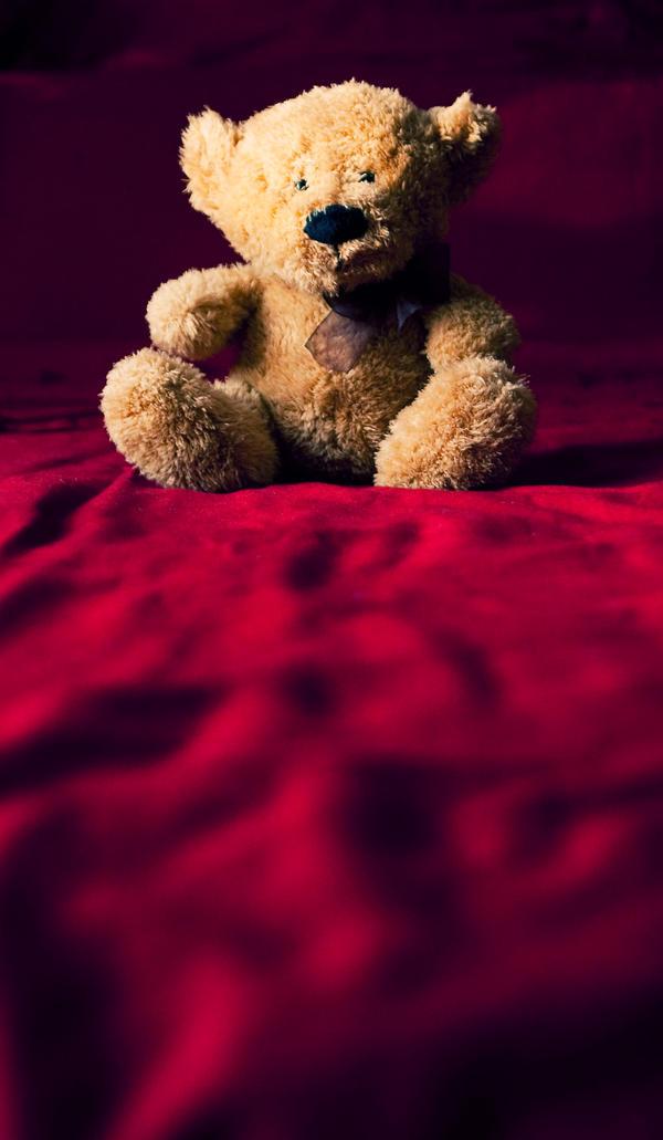 Teddy III by HeartDriven