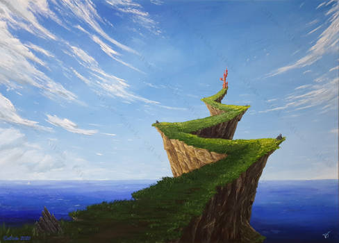 Zig - zag cliffs