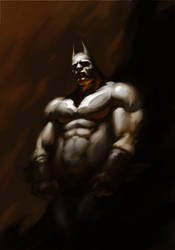 Batman by MadMosquito
