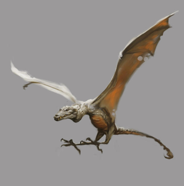 Wyvern by MadMosquito