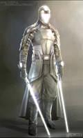 Experimental Jedi Armor