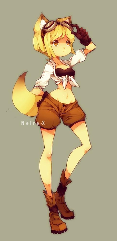 N P C : Kari by Neire-X