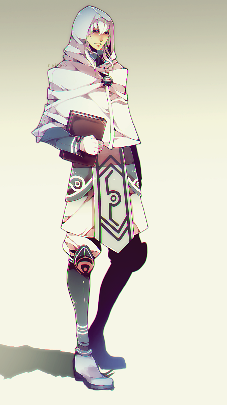 Master Cleric : Nael by Neire-X