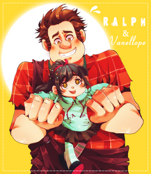 Wreck it Ralph by Neire-X