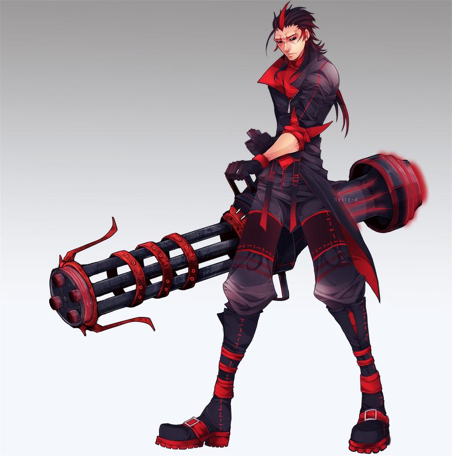 Dark Form: Ruz by Neire-X