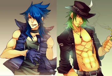 For the ladies by Neire-X