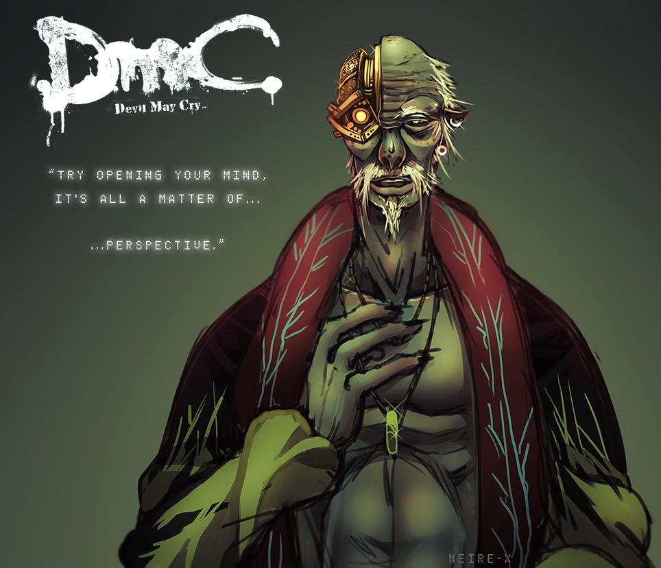 Devil May Cry 5: P H I N E A S By Neire-X On DeviantArt