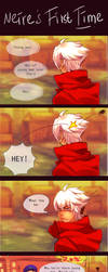 Comic Strip: Neire's first time by Neire-X