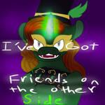 Jade as Dr. Facilier