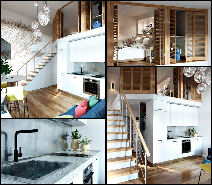 Niece Apartment by LiziiLex