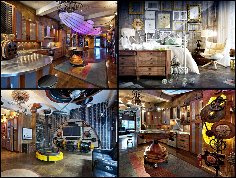 Retro Apartment by LiziiLex