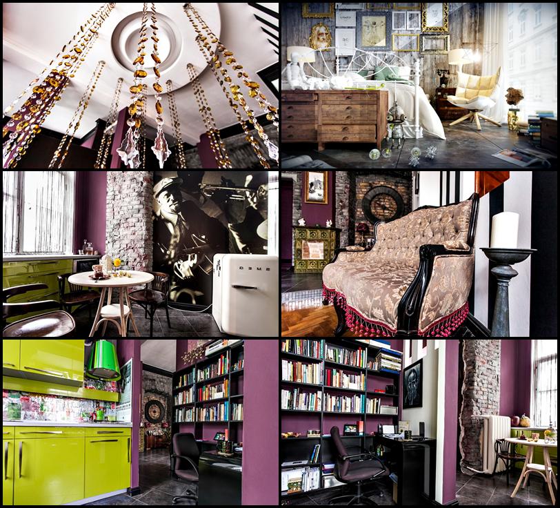 Retro Apartment No. 2 by LiziiLex