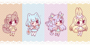 [CLOSED] Cute Adopts Set Price #1