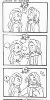 Storm and Thor: Lessons on Mistletoe
