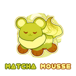 [CLOSED RAFFLE] MATCHA MOUSSE BEAR by Bme-Cutesyart