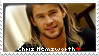 Chris Hemsworth Stamp by Ginervera