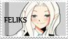 Feliks stamp by oswo