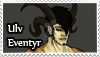 Ulv Eventyr stamp by oswo
