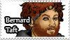 Bernard Taft stamp by oswo