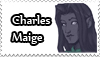 Charles Maige stamp by oswo