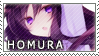 Stamp: Homura Akemi by Rinkari