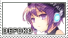 Stamp: Defoko by Karitsuni