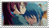 KyoSaya Stamp by Karitsuni
