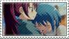 KyoSaya Stamp by Karitsuni