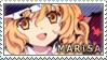Stamp: Marisa Kirisame by Karikuni