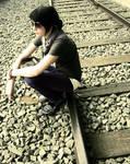 Train tracks by KatieRevenge