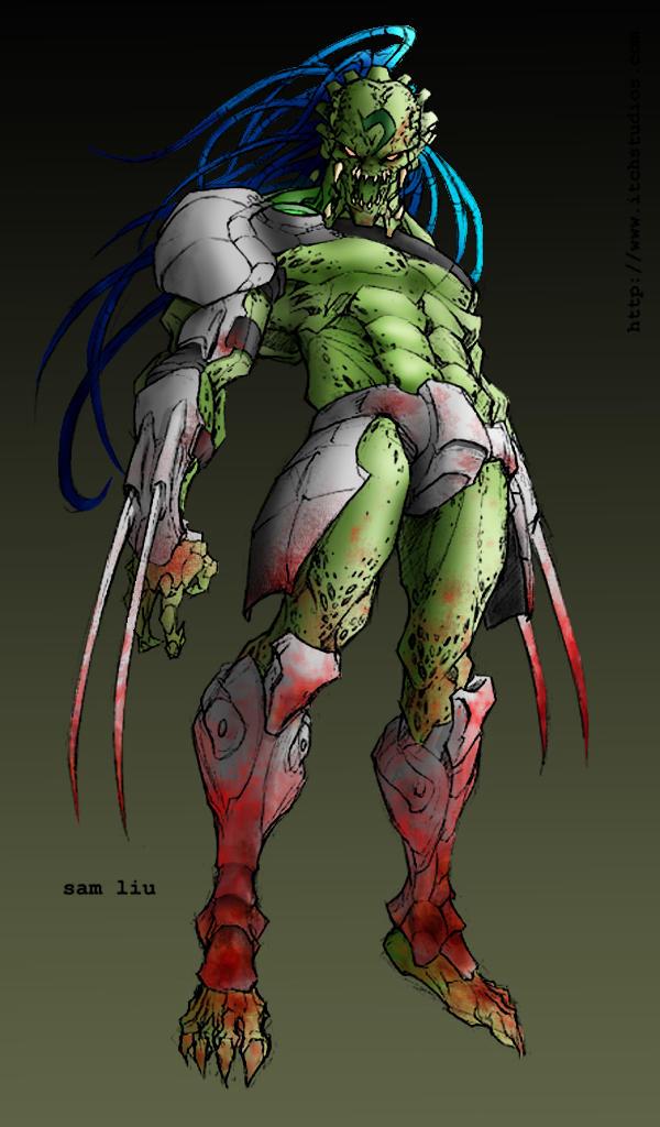 predator by gokusjin