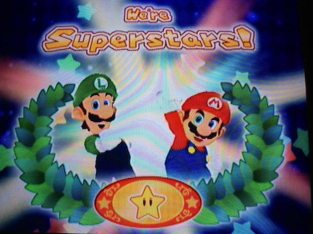 Mario bros luigi and mario mario party 6 by - Luigi mario party ...