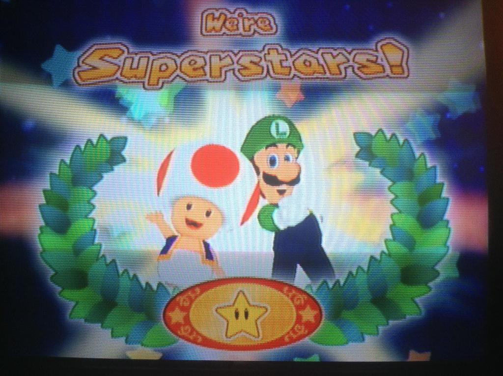 Good pals toad and luigi mario party 6 by - Luigi mario party ...