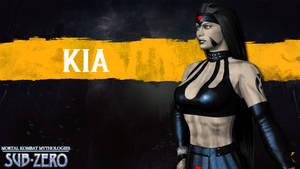 Mortal Kombat Characters - Kia