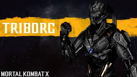 Mortal Kombat Characters - Triborg
