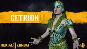 Mortal Kombat Characters - Cetrion