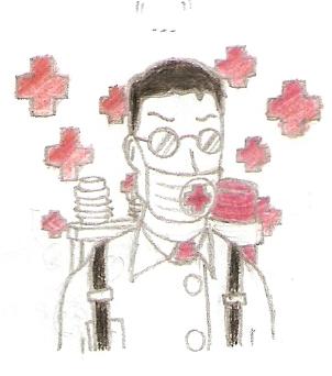 TF2 - Medic by TheOriginal93