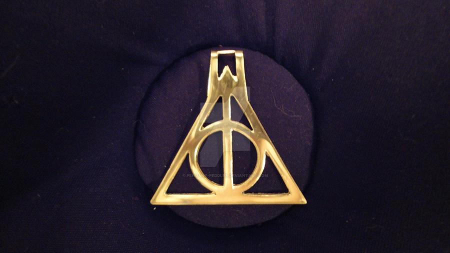 Harry Deathly Hallows Symbol