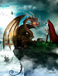 The tamer of dragons by Bimartins