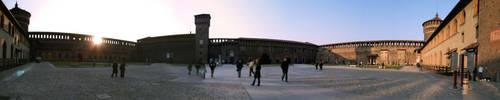 Milan Palace by Dec0